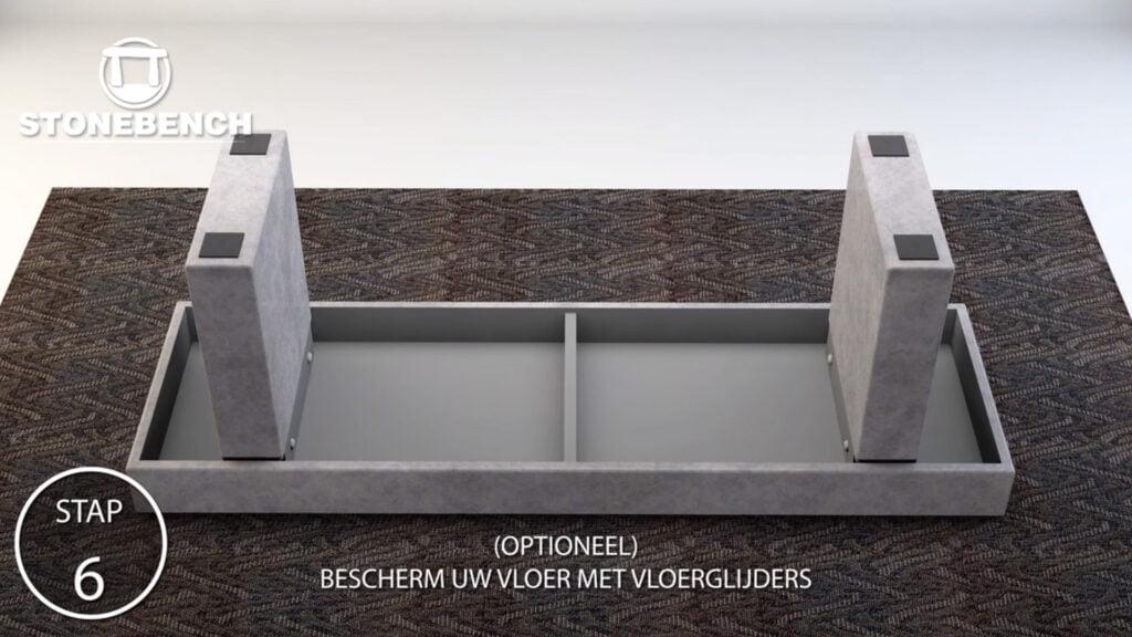 Pixelwish, 3D Design, Vansingh, Stonebench, Uitleganimatie,