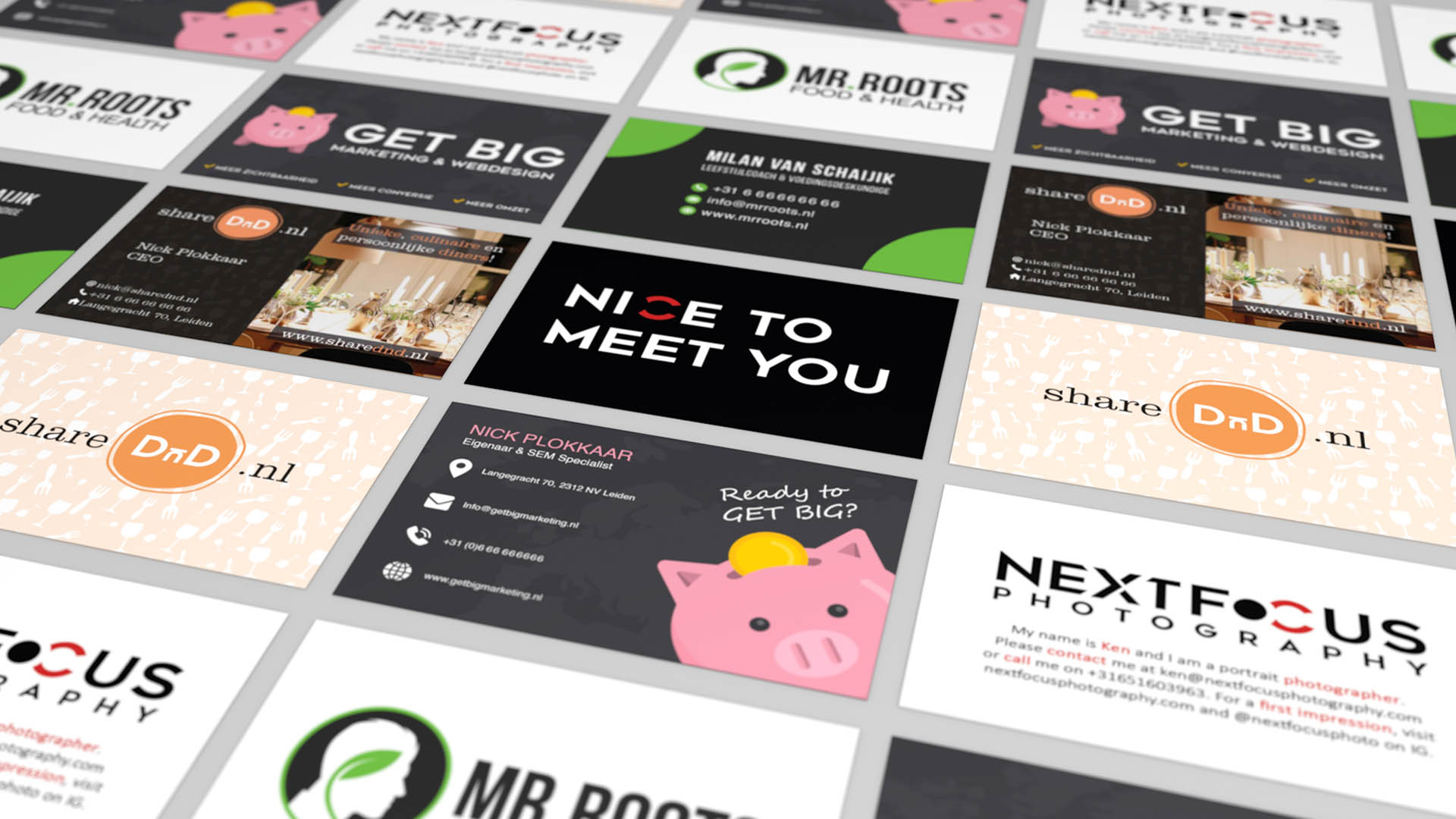 Pixelwish, Logo, design, Projecten, Portfolio, Visitekaartjes, Grafisch ontwerp, laten maken, Zoetermeer